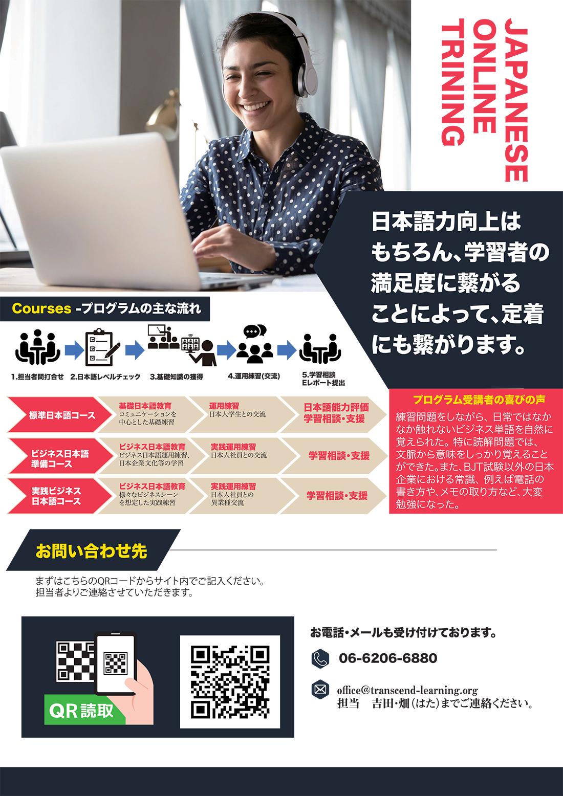 実践ビジネス日本語 研修プログラム02